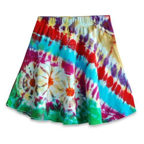 Girls Hippie Batik Rock