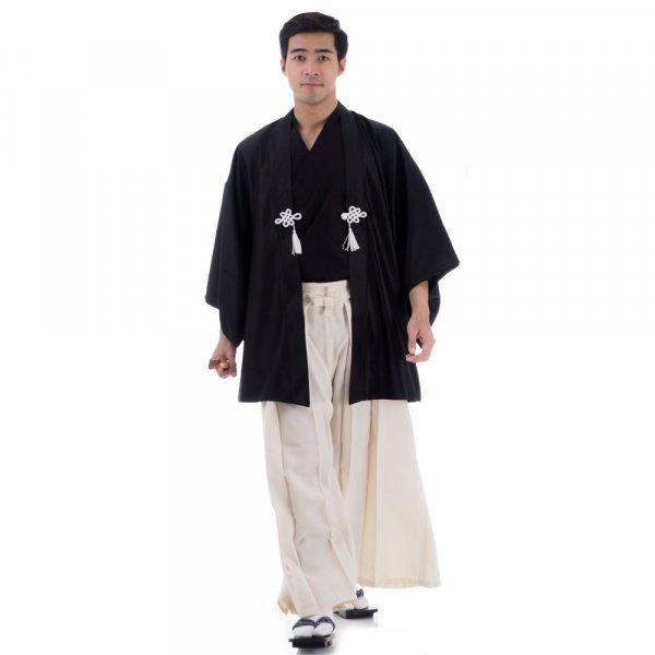 Samurai Kimono Hakama Set Shinai