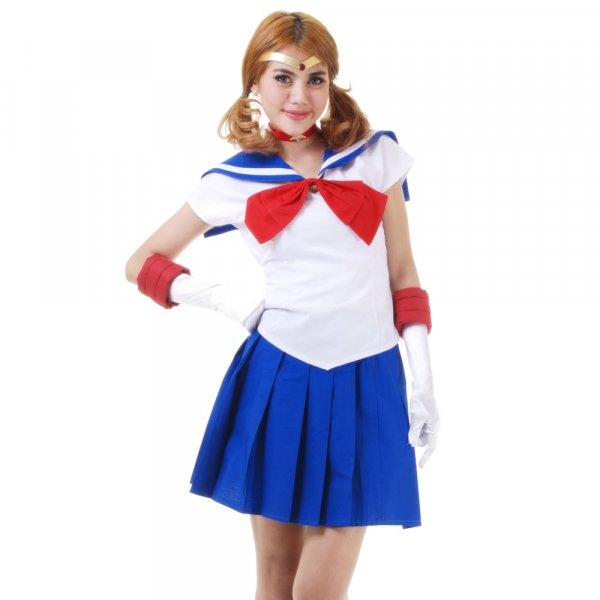 Usagi Tsukino - Sailor Moon Kostüm