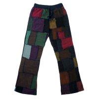 5bb54e0ee65 Patchwork Hippie Jeans Hose Gr.L