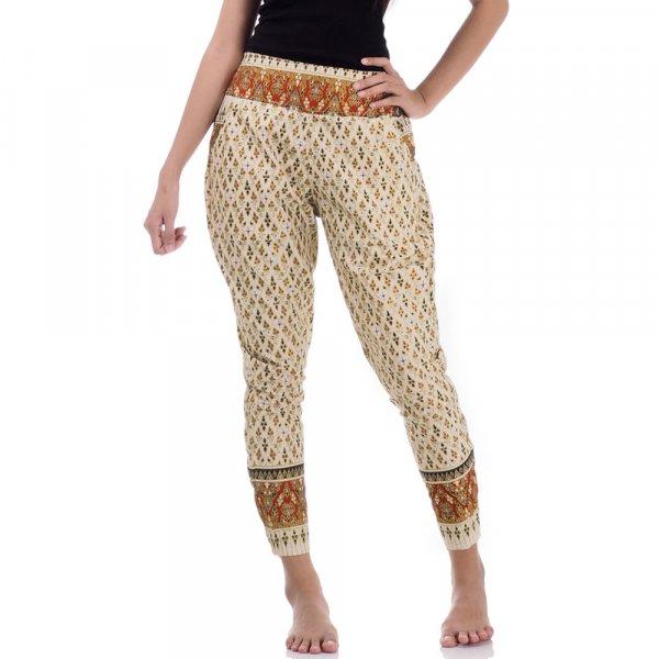 Traditionelle Thai Damen Hose Lai Krajang