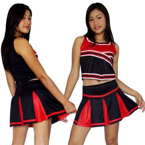 Cheerleader Cheerleading Kostüm Nicki