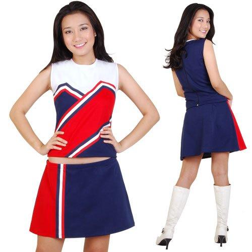 Cheerleader Cheerleading Kostüm Selena