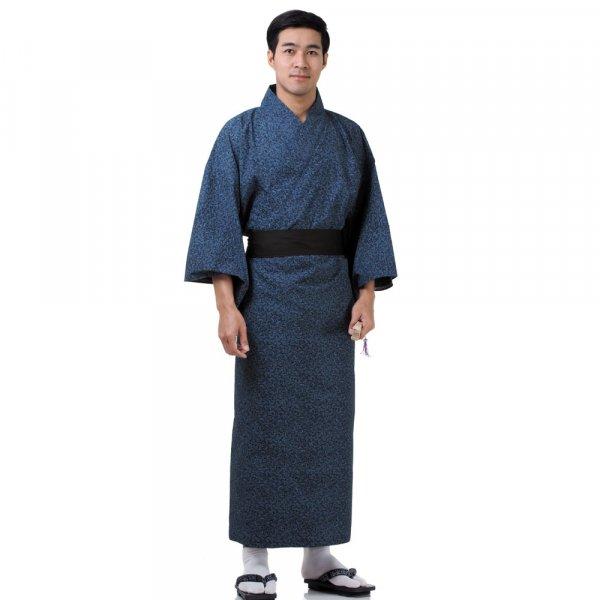 Samurai Yukata Kimono Yamato