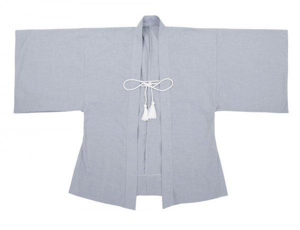 Haori Kimono Grau