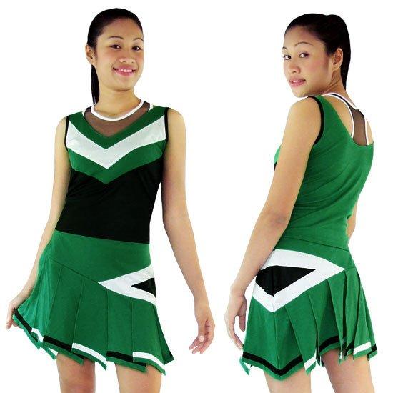 Cheerleader Cheerleading Kostüm Jessica