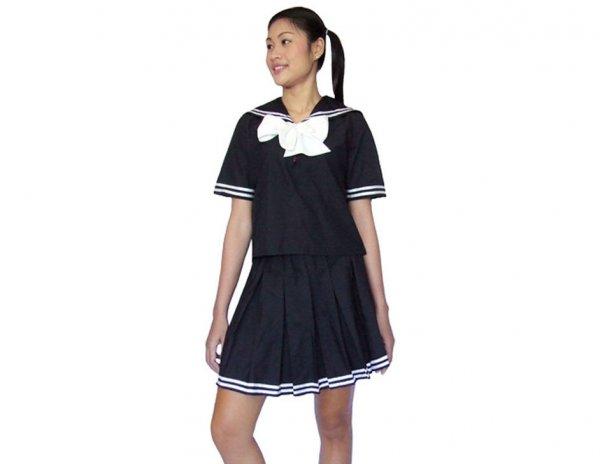 Japanische Schuluniform & Cosplay Kostüm