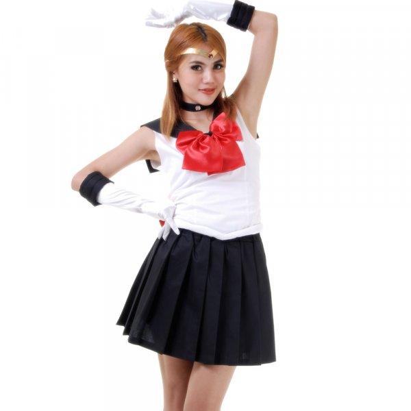 Sailor Pluto Cosplay Kostüm