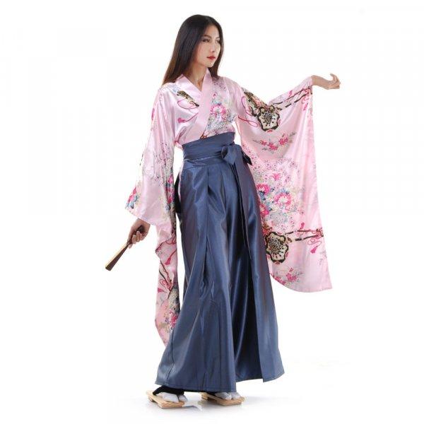 Geisha Kimono Kostüm Tamiko