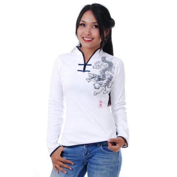 Asia Tai Chi Yoga Drachen Sweatshirt