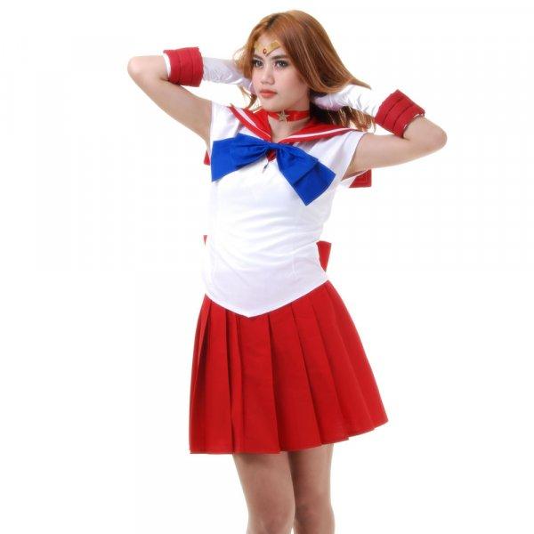 Rei Hino - Sailor Mars Kostüm
