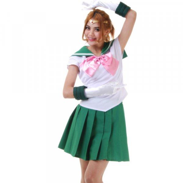 Sailor Jupiter Cosplay Kostüm
