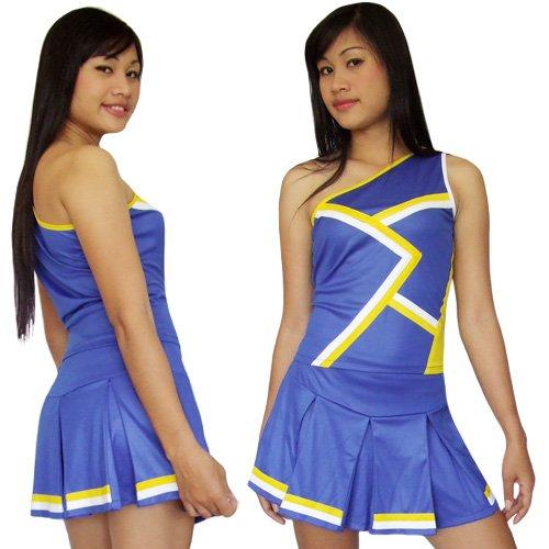 Cheerleader Cheerleading Kostüm Tara