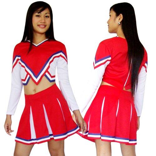 Cheerleader Cheerleading Kostüm Cheyenne