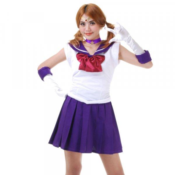 Sailor Saturn Cosplay Kostüm