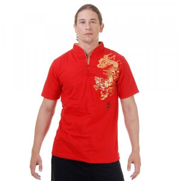 Kung Fu & Tai Chi Shirt Rot