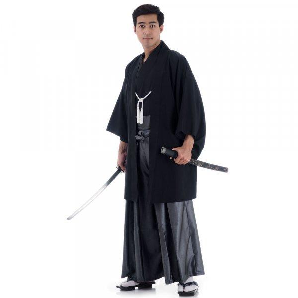 Samurai Kimono Hakama Set Chinto