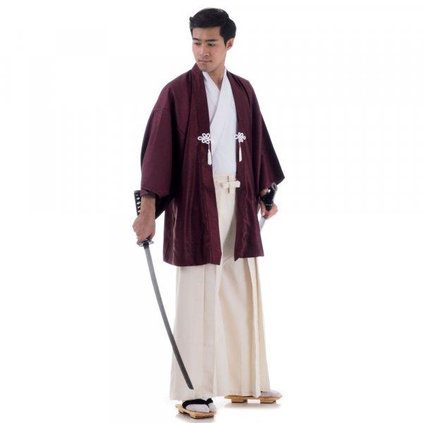 Samurai Kimono Hakama Set Jōdō