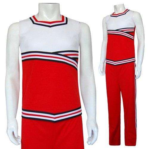 Herren Cheerleader Kostüm Dexter