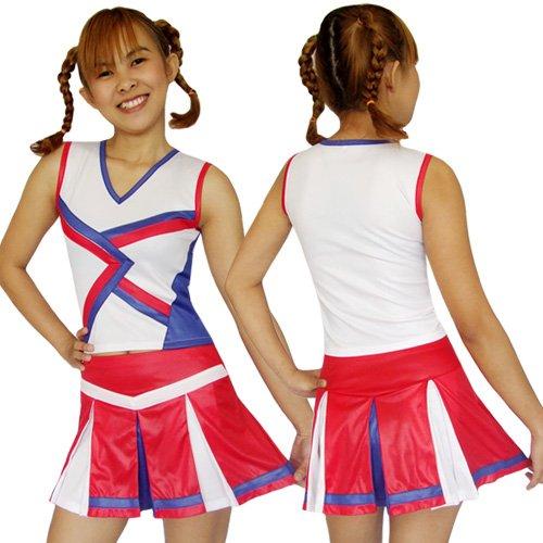 Cheerleader Cheerleading Kostüm Felicia
