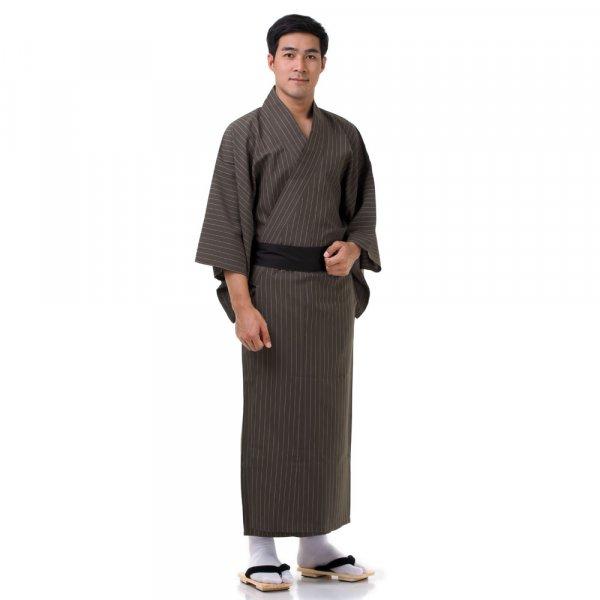 Samurai Yukata Kimono Sensei