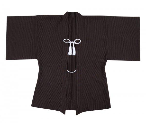 Haori Kimono Jacke Braun