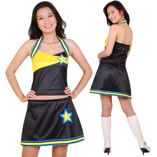 Cheerleader Cheerleading Kostüm Holly
