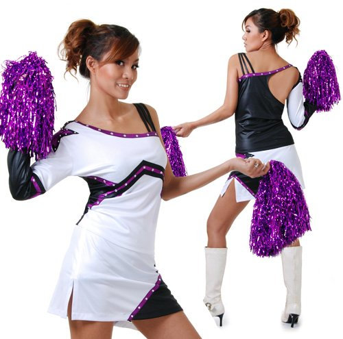 Cheerleader Cheerleading Kostüm Kelly